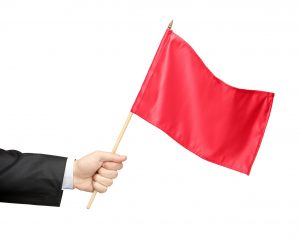 Watch out for Red Flags During the Hiring Process